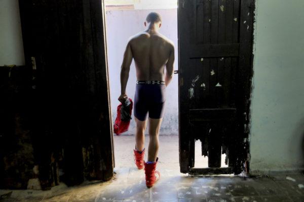 Gimnasio de Boxeo Rafael Trejo, Cuba
