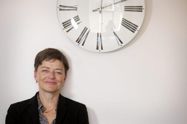Hanne Fabricius-Haunstrup, portræt
