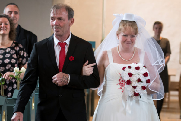 Tanja og Poul Kristians bryllup